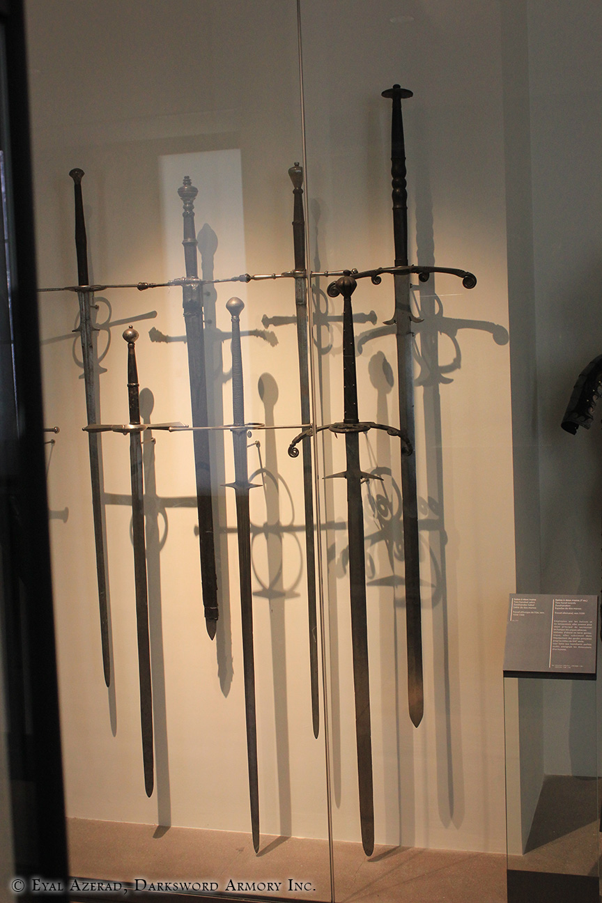 medieval weapons swords