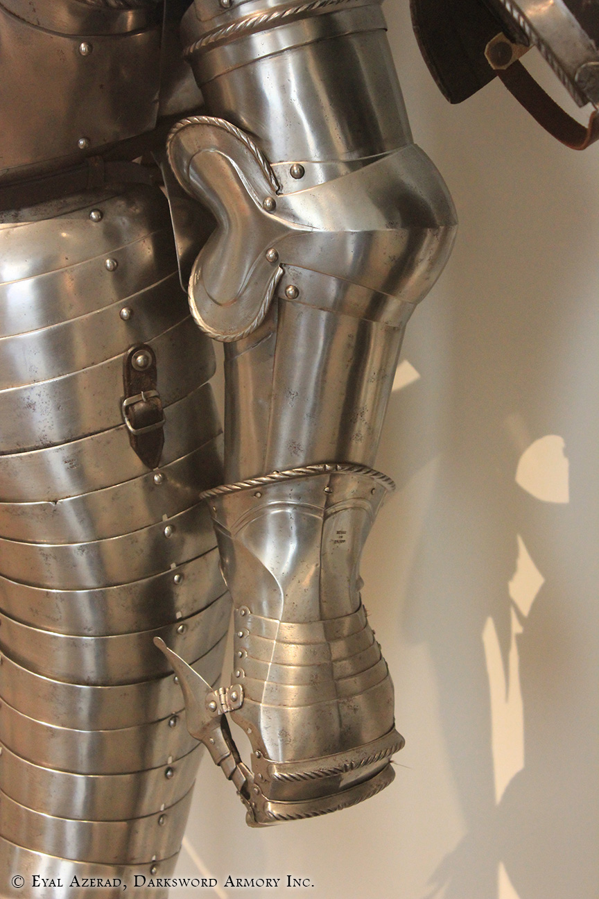 Half armor for sale