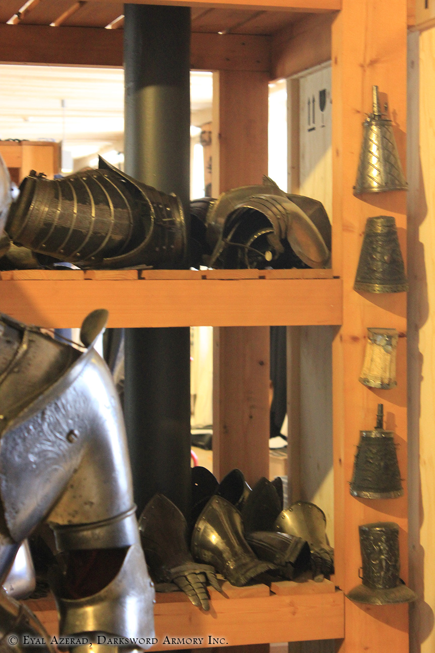 medieval weapons shop