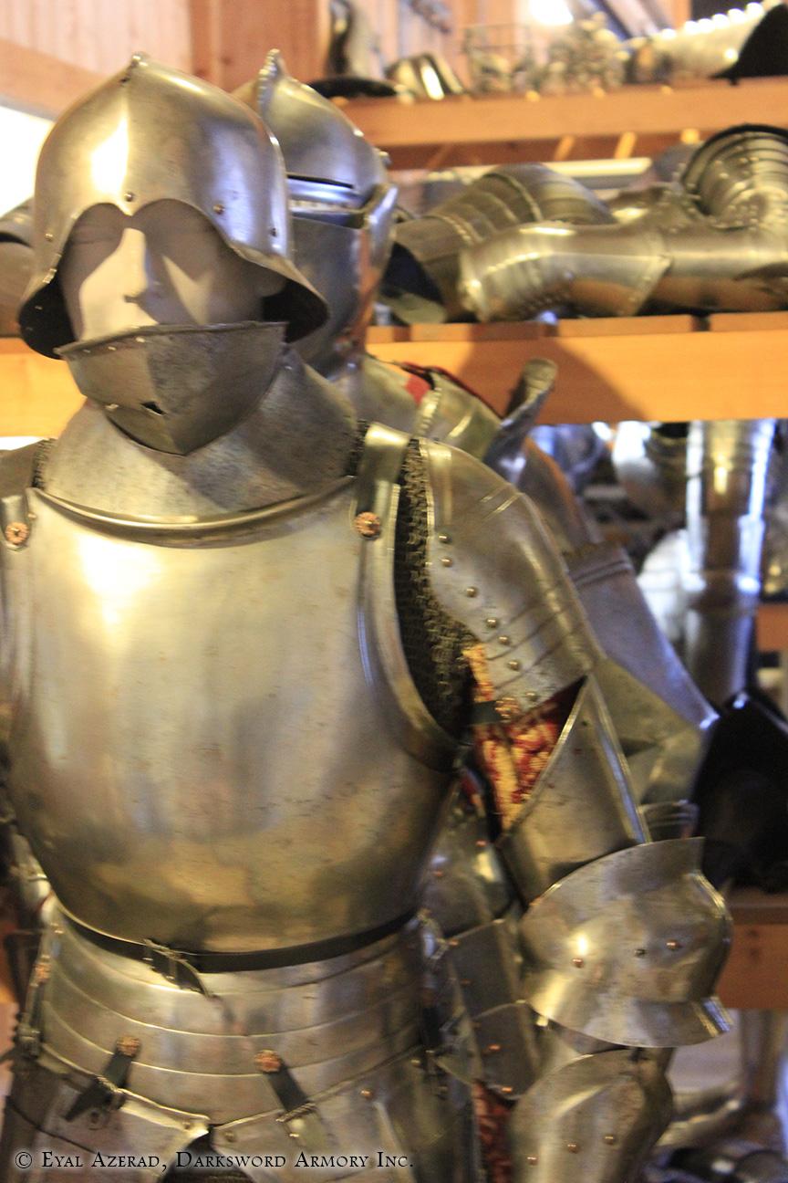 reenactment armour