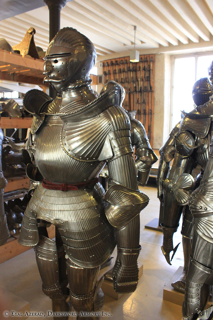 suit of armour for sale