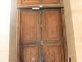 The Louvre Museum Door
