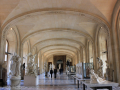 The Louvre Museum Interior