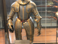 Knights Full Body Armor Statue