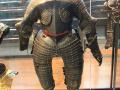 Armor worn full