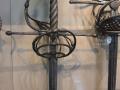 medieval swords hanger-2