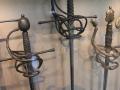medieval swords hanger-3