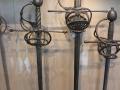 medieval swords hanger-4