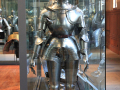 medieval armor statue dress