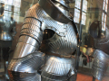 medieval armor statue dress3
