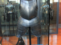 medieval armor statue dress4