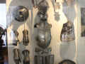 Medieval Armor Statue Body Parts