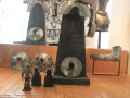 Medieval Armor Small Statues