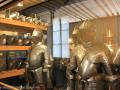 medieval armor body