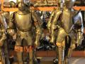 medieval knight armors
