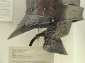 sallet medieval helmet