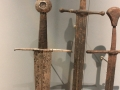 3 Medieval Swords Armor
