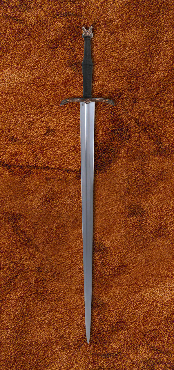 damascus-steel-wolfsbane-medieval-sword-1544-2
