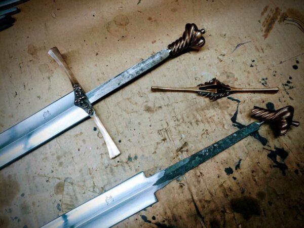sovereign-sword-full-tang-1322 - darksword-armory