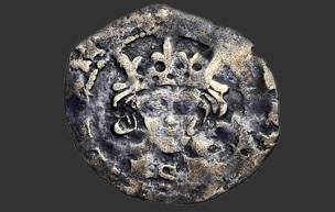 old-ancient-medieval-coin