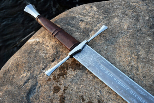 German Executioner Sword (#1349)
