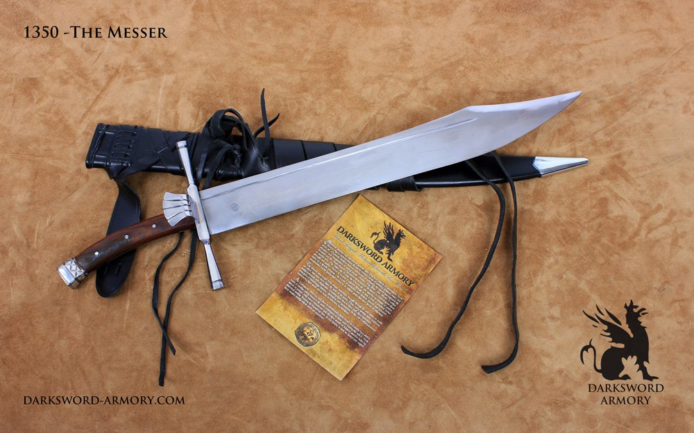 The Messer (#1350)