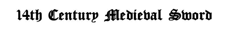 14th-century-medieval-sword-logo