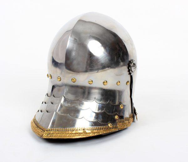 1725-German-Sallet-medieval-helmet (2)
