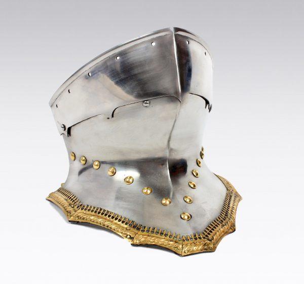 1725-German-Sallet-medieval-helmet (3)