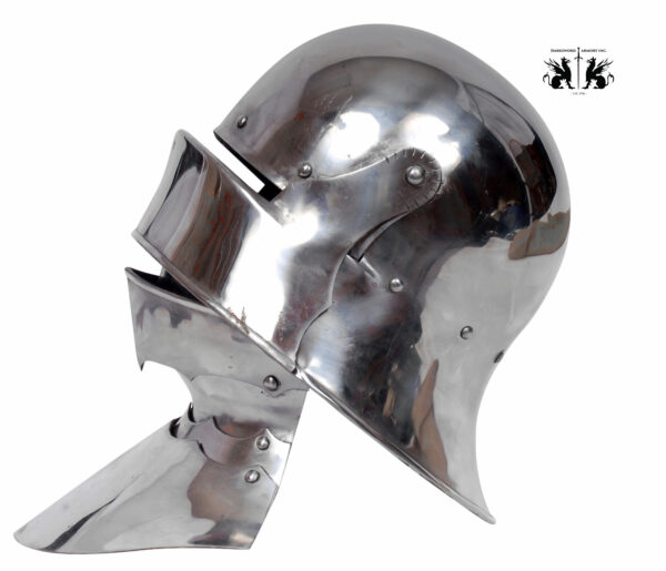 1735-German-sallet-helmet-gothic-armor-2