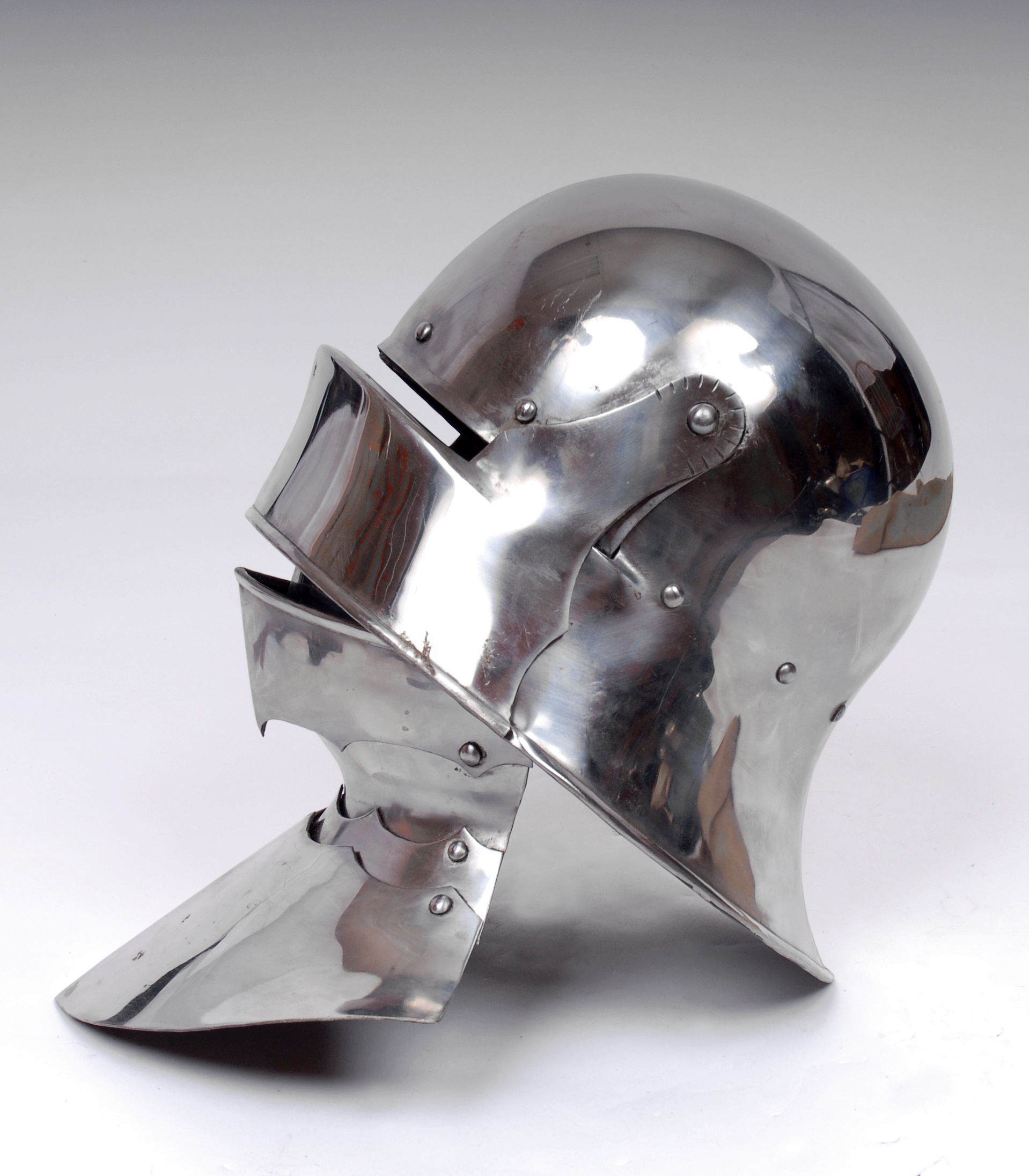 German Sallet 1735 Darksword Armory