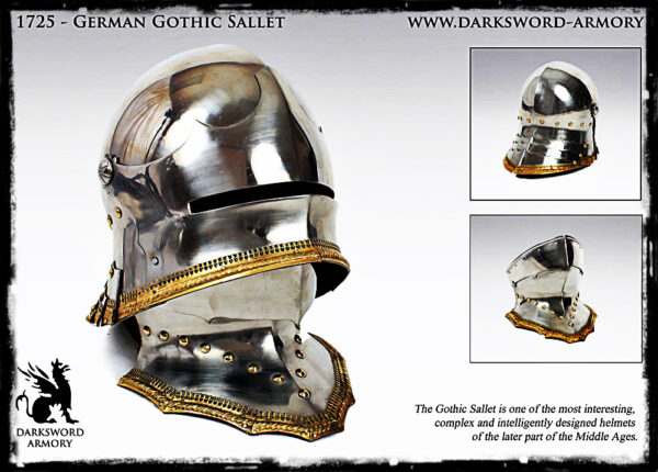 medieval-german-gothic-sallet-helmet-armor-1725