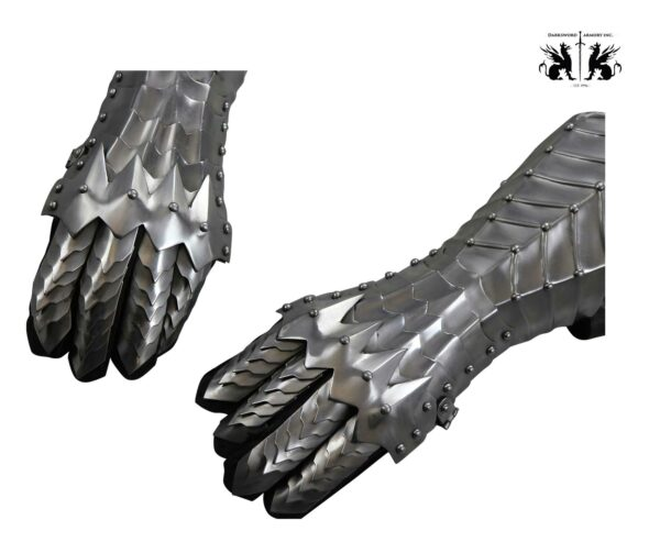 nazgul-gauntlets-silver-mild-steel-medieval-armor-lord-of-the-rings-lotr-4