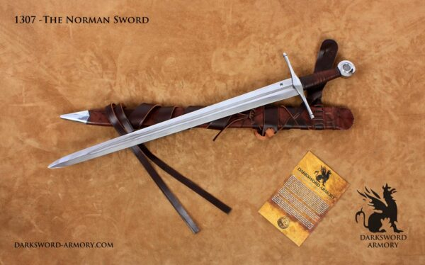 one-handed-medieval-norman-sword