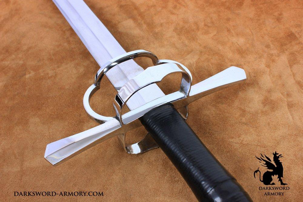 Ring Hilt Swiss Saber (#1353)