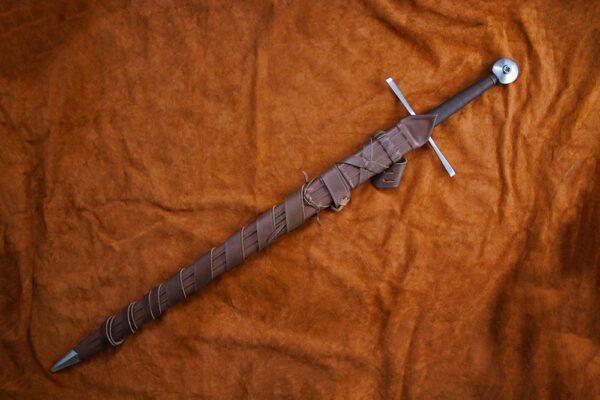 Two Handed Templar Sword (#1339)