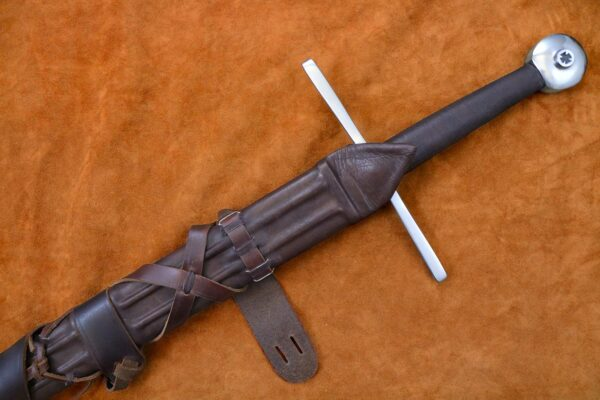 14th-century-two-handed-templar-sword-medieval-weapon-1339-hilt-scabbard
