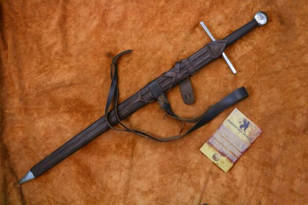 14th-century-two-handed-templar-sword-medieval-weapon-1339-sword-in-scabbard