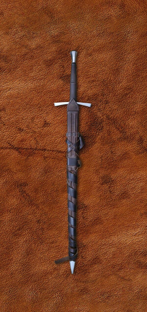 15th-century-hand-and-a-half-sword-medieval-weapon-1537-in-scabbard