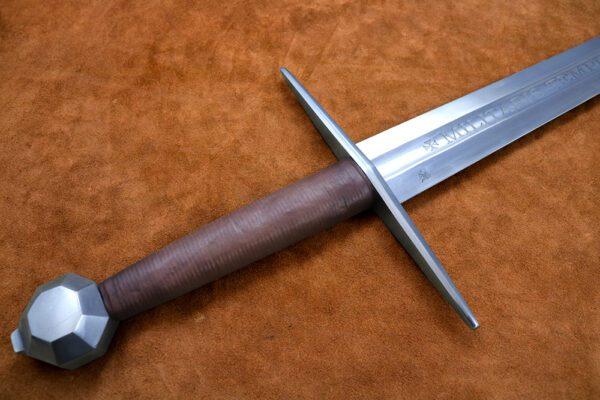 12th Century Templar Sword (#1340)