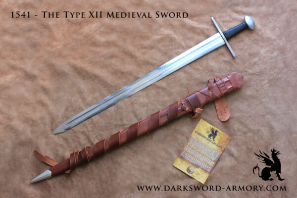 Type-XII-Medieval-Sword