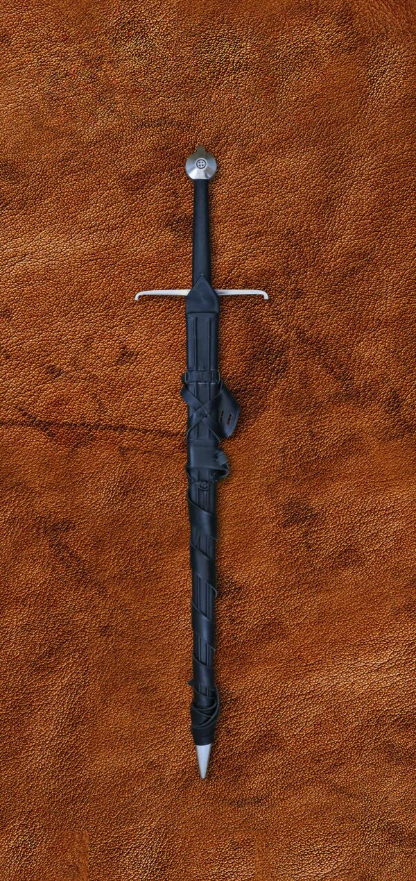 black-prince-sword-medieval-weapon-1326-scabbard-belt