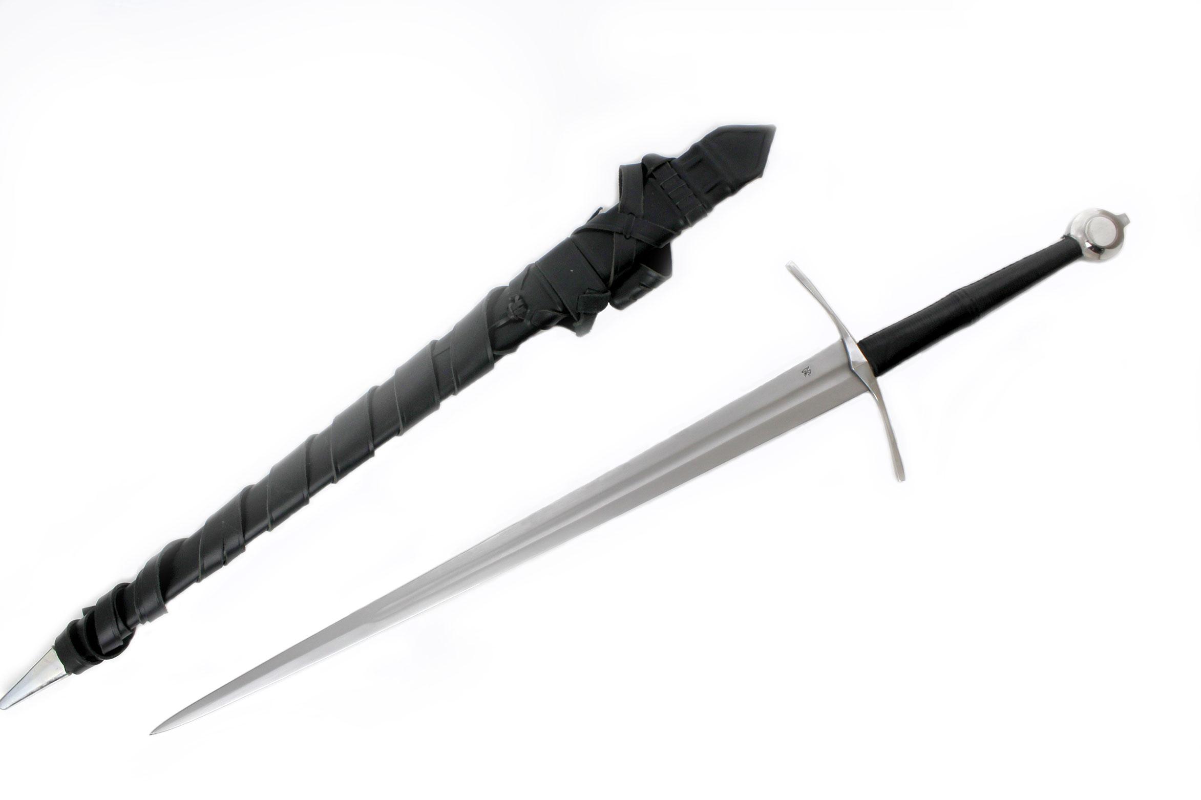Pin on RPG Weapons |Fantasy Bastard Sword