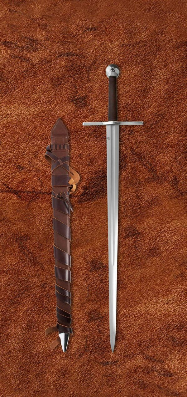 two-handed-templar-medieval-sword1339-scabbard
