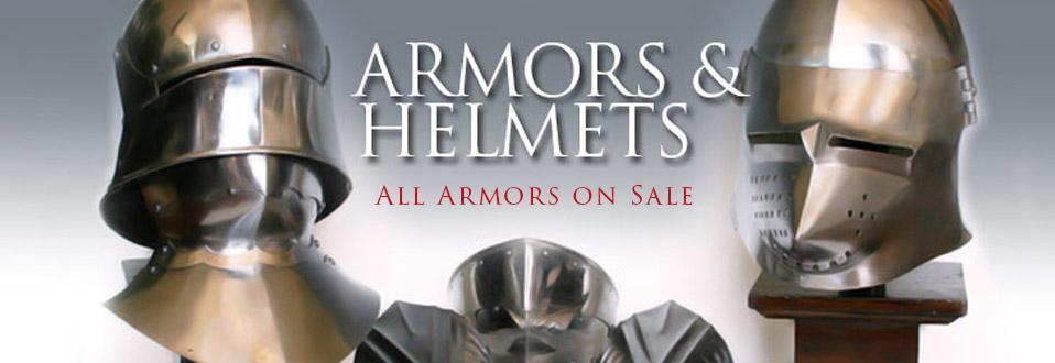 Armors and Helmets