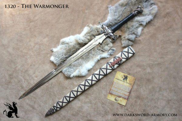 The Warmonger Barbarian Sword (#1320)
