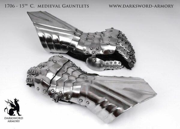 Medieval Gauntlets (#1706)