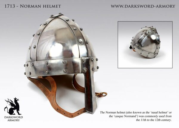 Norman helmet (#1713)