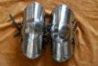 Edward The IIIrd leg Armor (#1718)