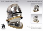 German Gothic Sallet (#1725)